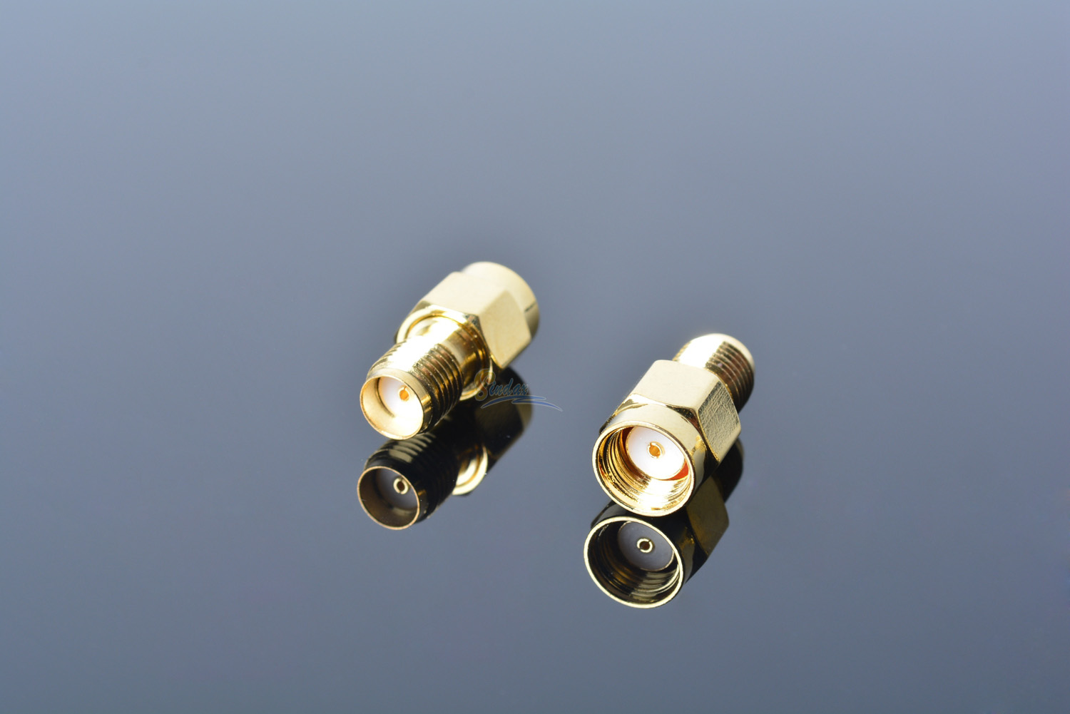 Best selling Wholesale 5pcs SMA female to RP SMA male adapter sma connector RP SMA female
