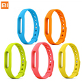Original Colorful Xiaomi Miband 1 1S Wristband Silicon Strap For Mi Band Smart Bracelet Accessories Replaceable