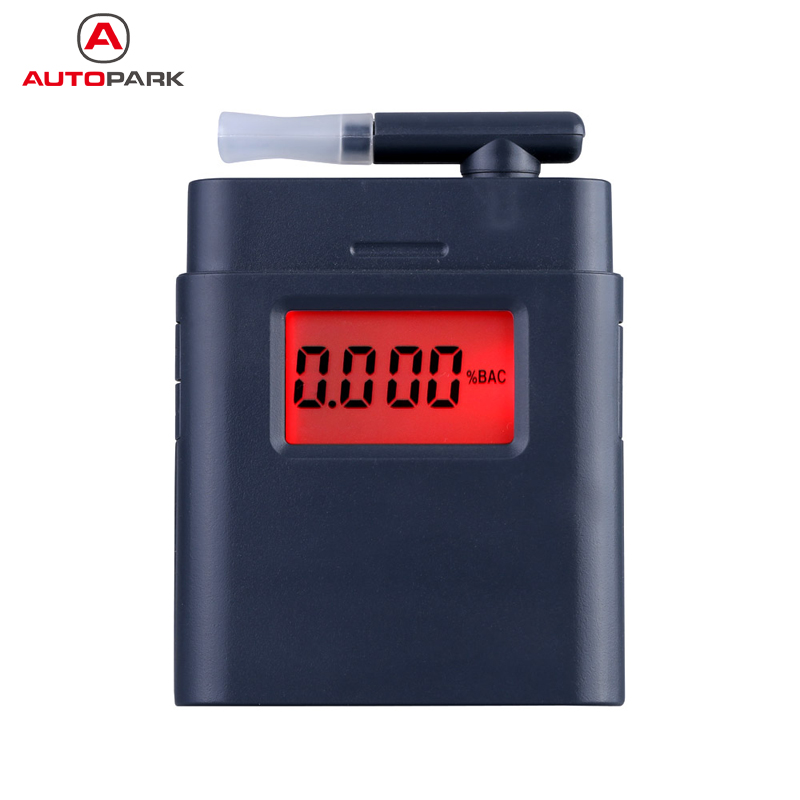 Prefessional LCD Digital Breath Alcohol Tester with Backlight Breathalyzer Driving Essentials Parking Detector Gadget AT-838(China (Mainland))