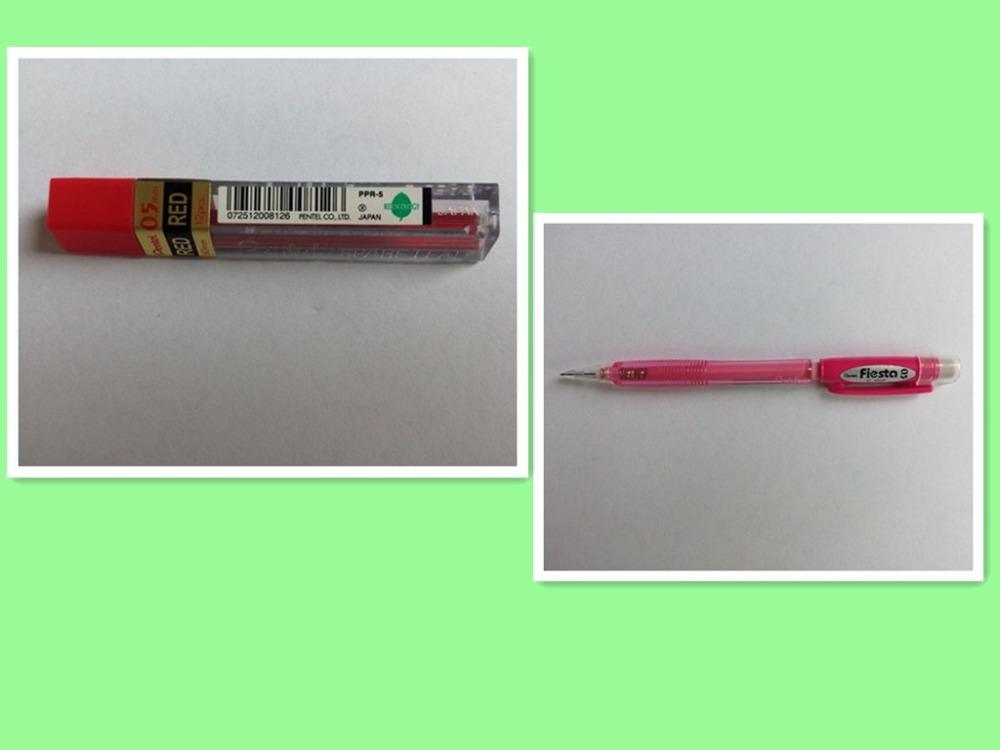 Здесь можно купить  Margin Pencil 0.5mm with Refill Lead,Red,0.5mm,12pcs/pack,dental lab porcelain instrument,dental material  Красота и здоровье