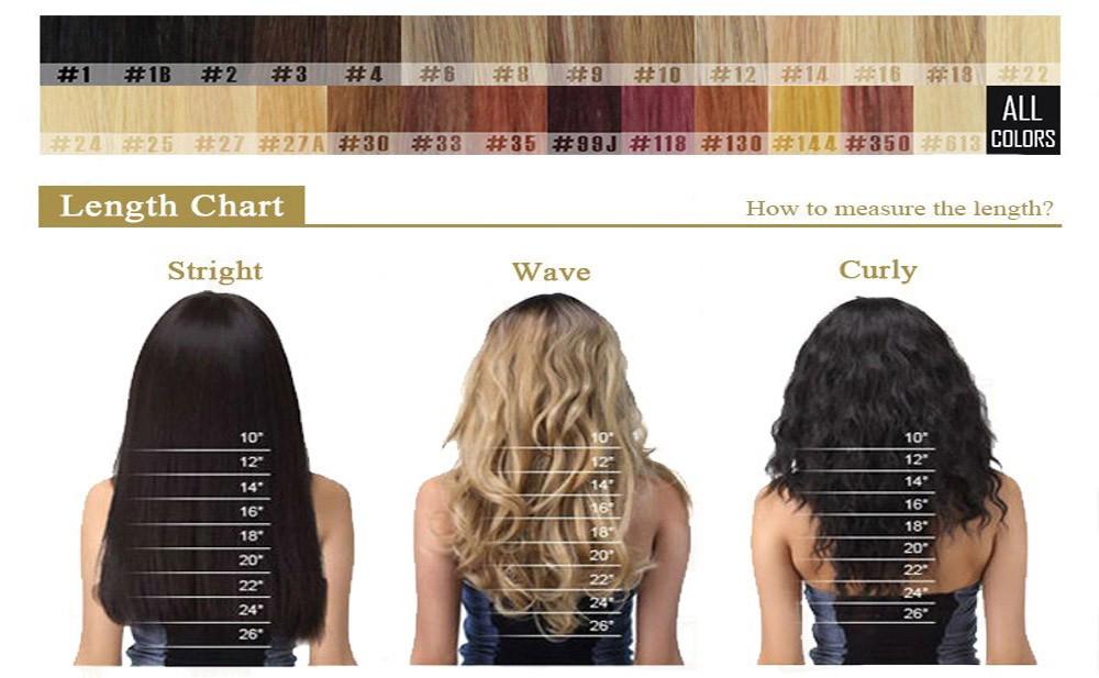 HAIR LENGHT