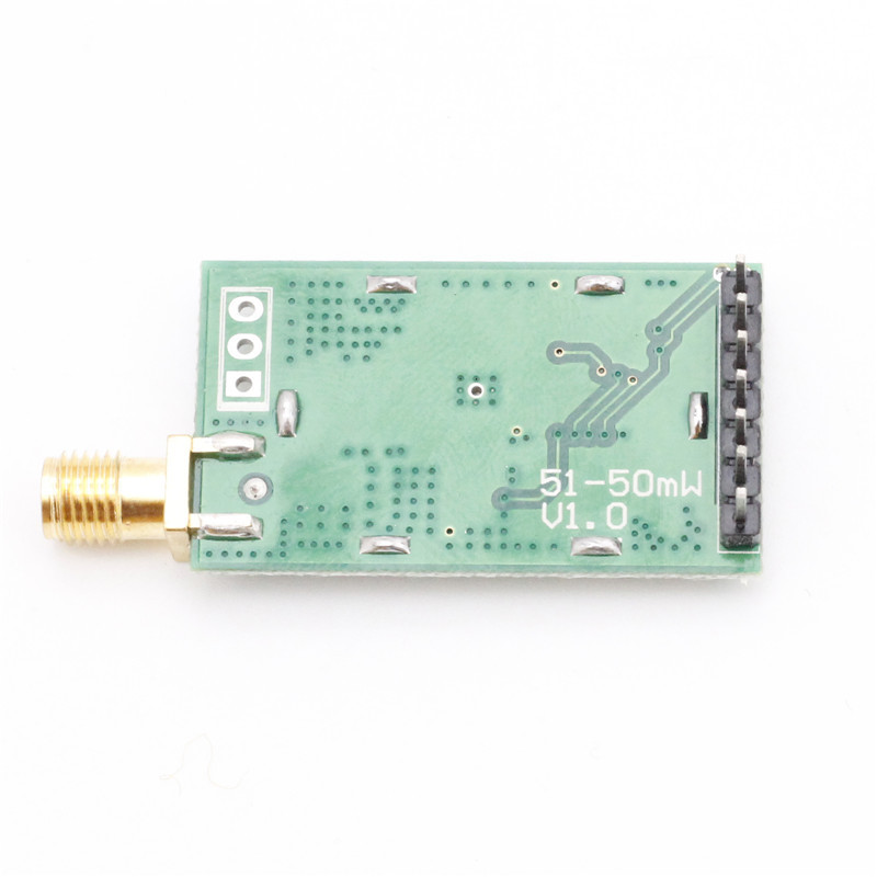 230MHz UART 17dBm 50mW 2.1km RF Wireless Data Transceiver Module Transmitter Receiver for Arduino
