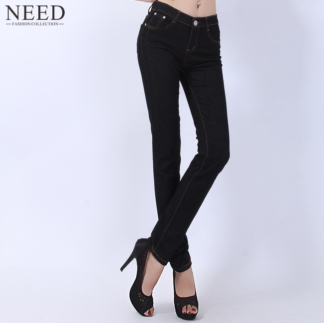 Black Skinny Jeans For Women Photo Album - Reikian