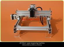 DIY 2000MW desktop laser engraving machine laser engraving machine engraving machine laser marking machine with adjustable power