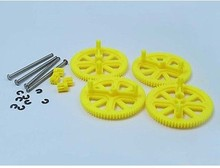 Parrot AR Drone 2.0 & 1.0 Quadcopter Spare Parts Motor Gears & Shafts Yellow