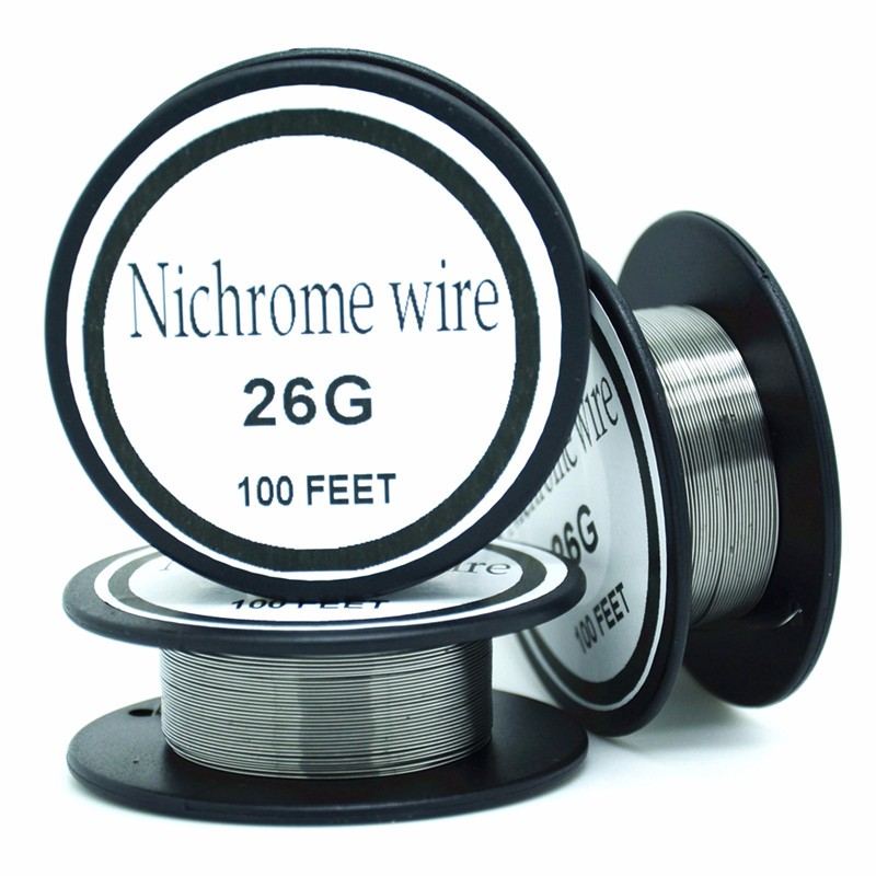Electronic cigarette heating wire 26 Gauge 100 FT 0.4mm Cantal ...
