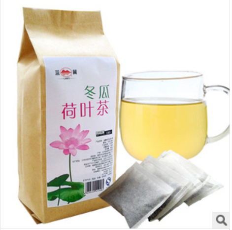 180g china natural medicine herbal tea lotus leaf teas decrease to lose weights slimming products for weight loss burning fat(China (Mainland))