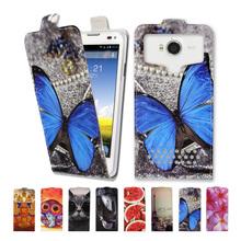 Buy Luxury high-grade printed cartoon universal flip leather phone case Prestigio Wize F3 3457 DUO,free gift,SX05 for $4.03 in AliExpress store
