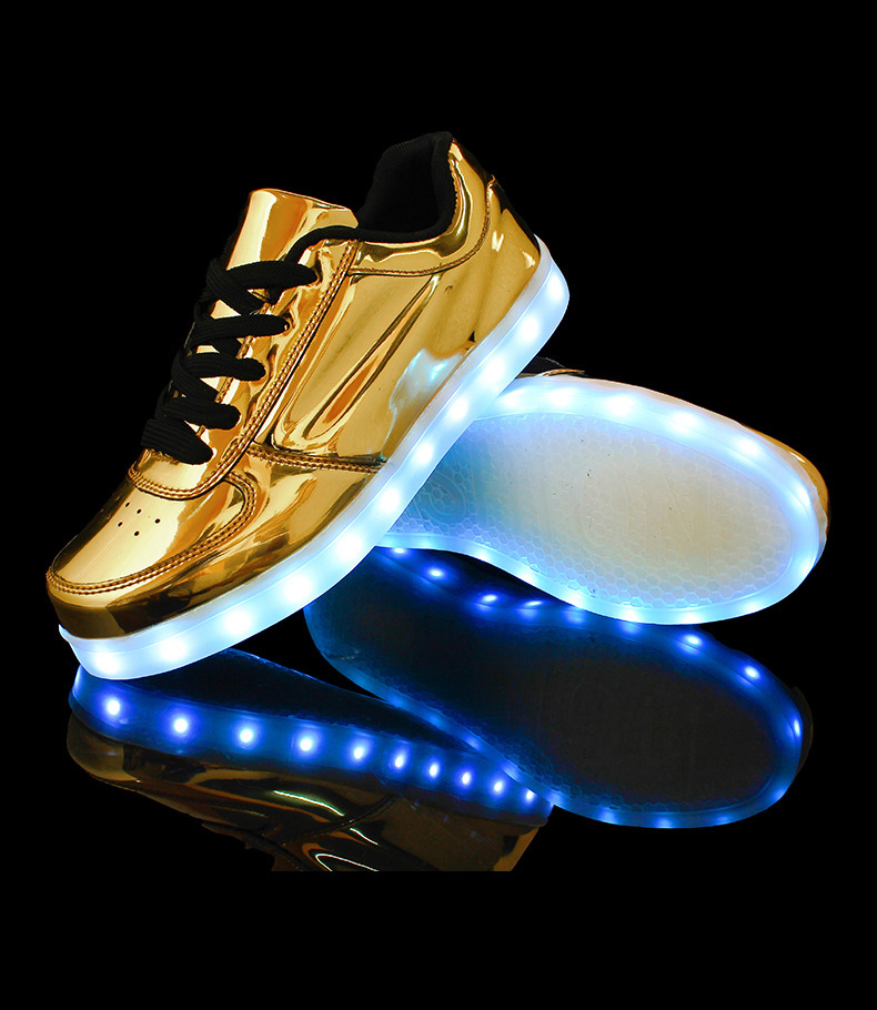 Led shoes zapatos hombre led shoes for adults casual shoes 2015 new fashion breathable led luminous shoes  women