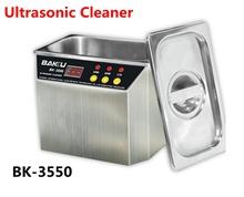 High quality 35/50W 110/220V Digital Ultrasonic Cleaner Cleaning machine Jewellery Clean False teeth Toothbrush(China (Mainland))