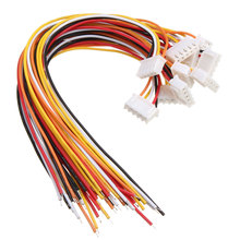 Buy 10Pcs 4S1P Balance Charger Silicon Cable Wire JST XH Connector Male+Female Plug DIY Rc Remote Control Aircraft Plane for $2.69 in AliExpress store