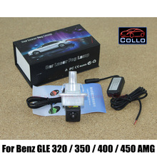 Laser Fog Light For Mercedes Benz GLE 320 / 350 / 400 / 450 AMG 2015 / Car Styling Anti-Collision Taillight Auto Accessories