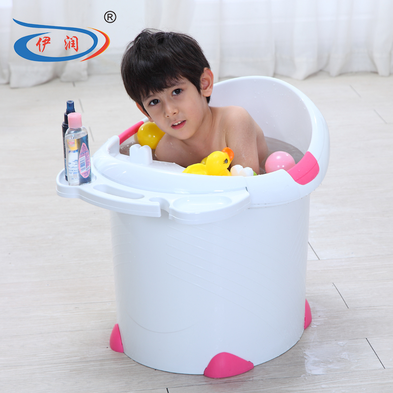 size l52 w56 h52cm baby tub large child bath bucket plastic baby bath bucket infant bath bathtub. Black Bedroom Furniture Sets. Home Design Ideas