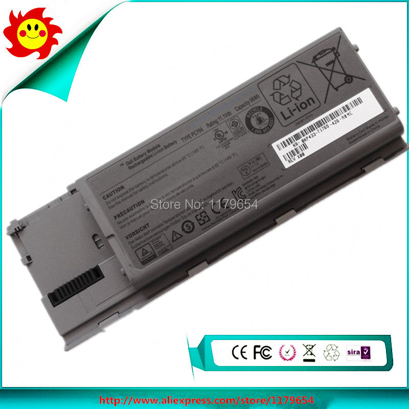 Genuine Laptop Power Battery for Dell Precision Workstation Computer M2300 PC764 FG442(China (Mainland))