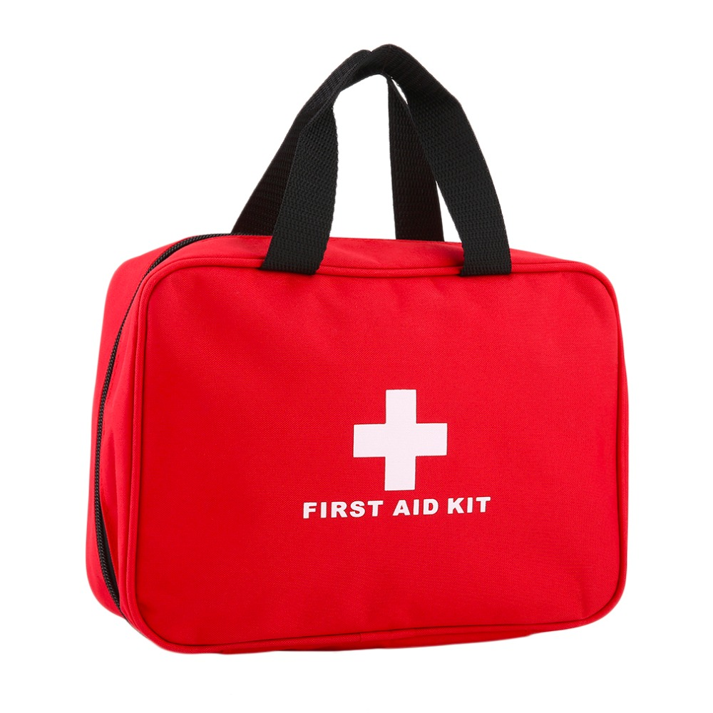 New First Aid Bag Outdoor Sports Camping Home Medical Emergency Survival First Aid Kit Bag Rescue Medical Tools(China (Mainland))