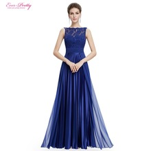 Evening Dresses Gorgeous Formal Round Neck Lace Long Sexy Red Women Party 2016 HE08352VE Special Occasion New Arrival(China (Mainland))
