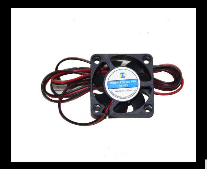 12V 0 11A 30mm Cooling Fan 3010S 40x40x10mm CPU GPU RepRap 3D Printer Extruder 2pcs