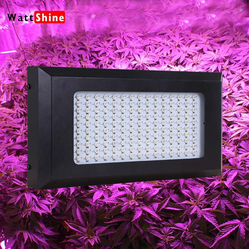 Wattshine 450w Led Grow Light Led Blue Red 100pcs*3w Lighting Led Lamps for indoor Plant Growing and flowering(China (Mainland))