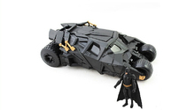 New hot sale anime figure gift Batman toys Phantom Chariot BATMAN The Dark Knight Rises Batmobile toy tanks 22CM free shipping(China (Mainland))