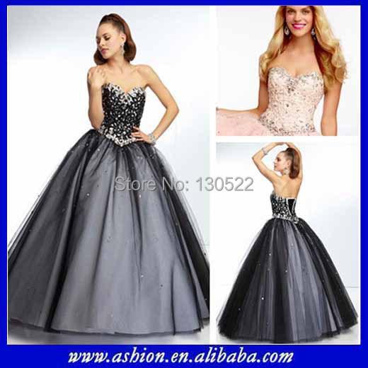 Cinderella Dress Black And