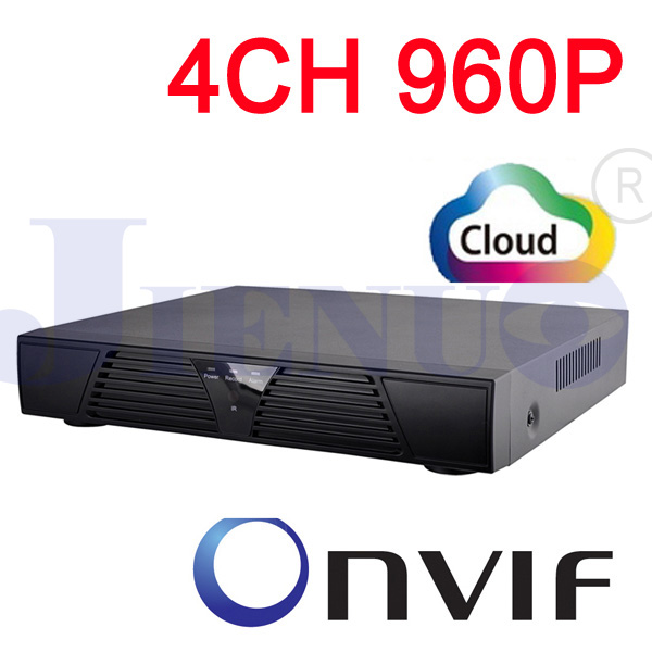 2014 Rushed Hot Sale Us Free Shipping Jienuo Cctv 960p Nvr for Ip Camera Recorder Support Onvif 2.0 Vga Hdmi P2p Network Video(China (Mainland))