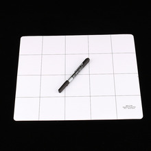 30cm*25cm Silicone Magnetic Project Mat Paid Pad Tool for iPhone Samsung Repairing Rework(China (Mainland))