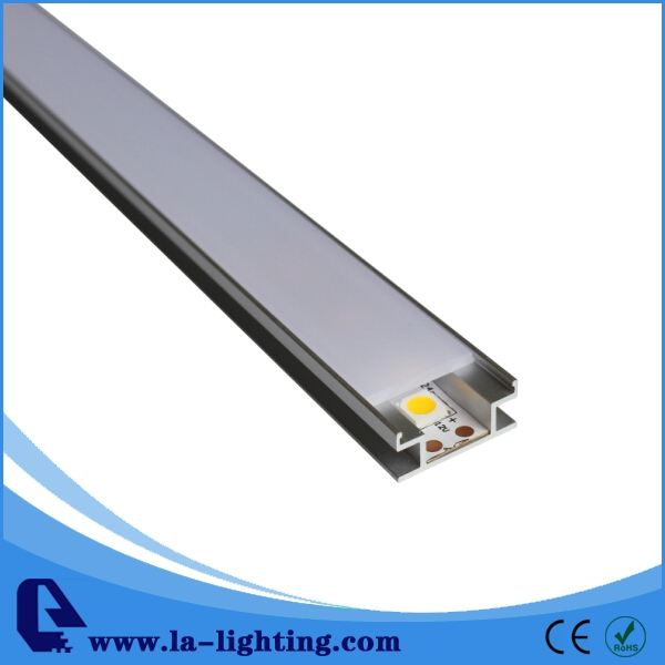 40PCS 2m length led profiles with diffuser free DHL shipping led strip aluminum channel housing LA-LP11B(China (Mainland))