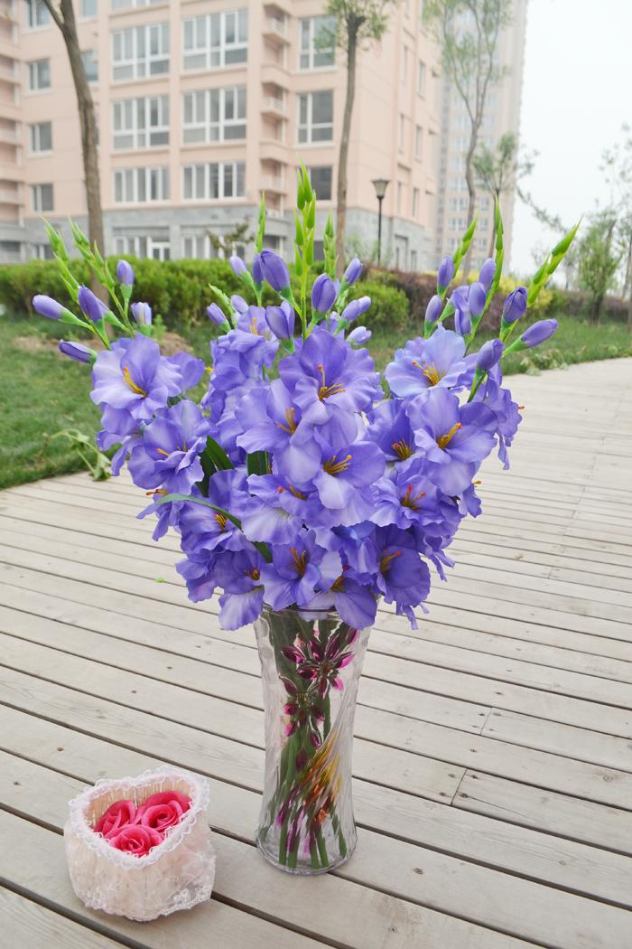 Popular Gladiolus Bouquet Wedding Buy Cheap Gladiolus Bouquet Wedding