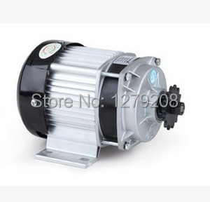BM1418ZXF 48V 500W Electric Bicycle motor , brushless gear DC - Sarach store