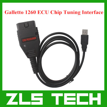 Hot Sales Galletto 1260 ECU Chip Tuning Interface With Multi Languages EOBD Tuning Tools with Best Quality Free Shipping