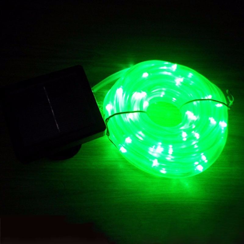 LED solar rope light-6