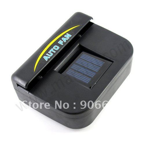 Good Ventilation Solar Energy Waterproof Auto Fan  #792