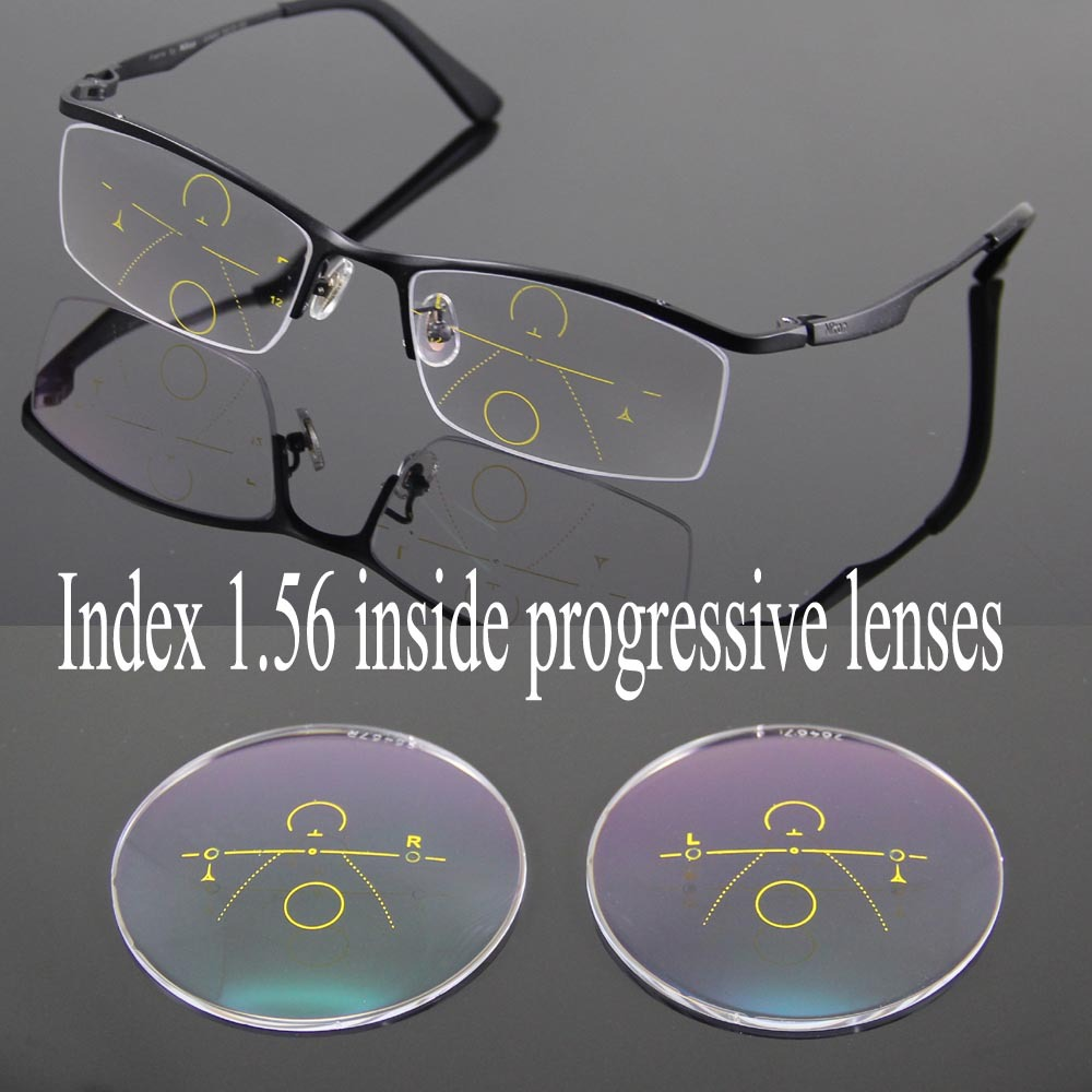 Aliexpress.com : Buy 1.56 Inside Progressive Lenses ...