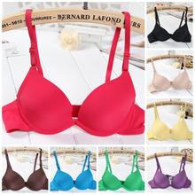 Hot Estilo Moda Push up Bras Mulheres Underwear Sexy Push Up sutiã Para Peito Pequeno Jovem Meninas Lady Feminino Lingerie Intimates H090