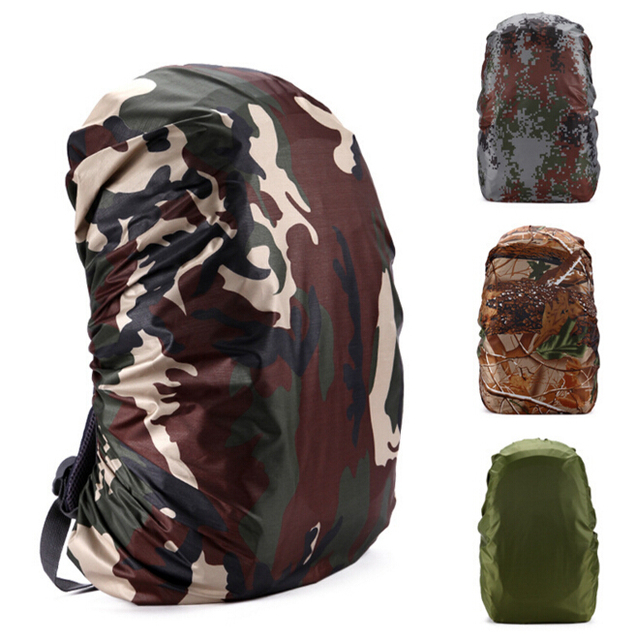 Backpack Cover Nylon Waterproof Camo