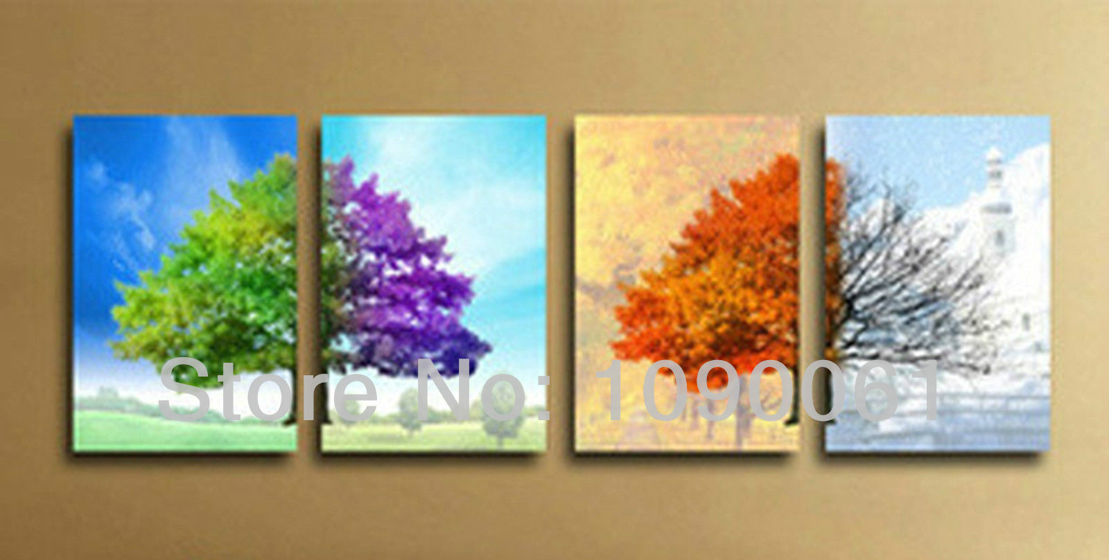 an analysis of four paintings 80% off hand made oil painting reproduction of autumn landscape with four  trees, one of the most famous paintings by vincent van gogh  painting  analysis.