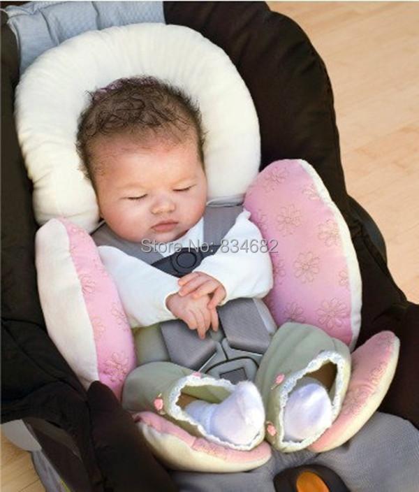 [해외]JG 첸 아기 다목적 카트 편안한 쿠션 듀얼 사용 조절 아기 자..