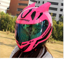Free shipping Motorcycle Helmet MARUSHIN 999RZS DOT full face Helmet approved angled pink white black yellow(China (Mainland))