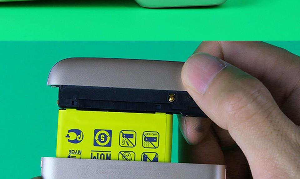 "Original Unlocked  LG G5 4G LTE Mobile Phone Quad Core 4G RAM 32G ROM 5.3"" 16.0MP Camera Fingerprint  Smartphone"