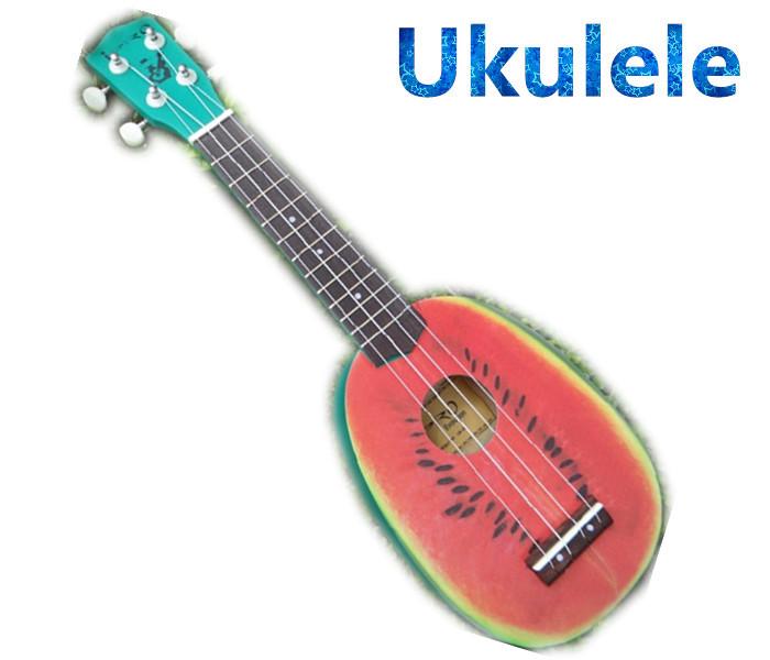 21 Ukulele Acoustic guitar U21-3 Rosewood Fretboard 4-strings Watermelon guitarra musical instruments Wholesale<br><br>Aliexpress