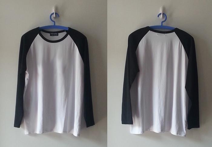 Raglan T-shirt 1-3