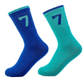 2 pairs lot Professional Athletic Sport Socks Quick Dry Breathable Absorb Sweat Antibacterial Compression Socks for