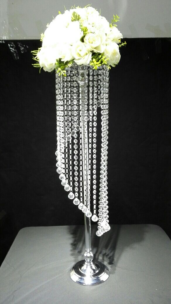 Online buy wholesale chandelier centerpieces for weddings for Buy wedding centerpieces