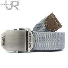 Buy Hot NOS Men Canvas Belt Military Equipment Cinturon Western Strap Men's Belts Luxury Men Tactical Brand Cintos for $6.29 in AliExpress store