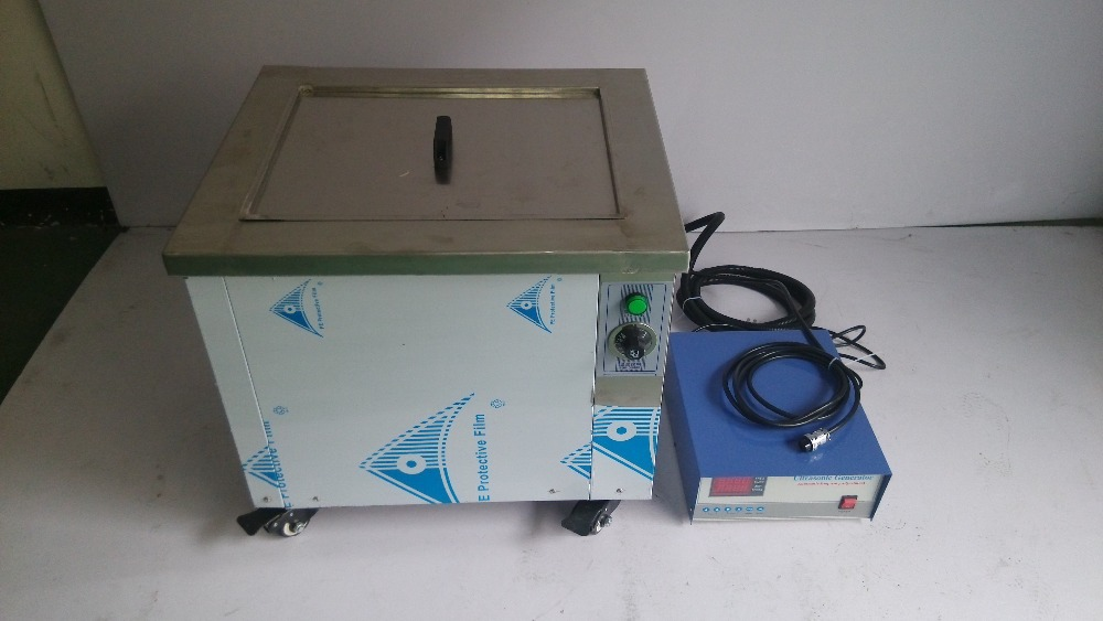 Dual Frequency ultrasonic cleaning machine ,Dual Frequency cleaner 1200W 40khz/100khz(China (Mainland))