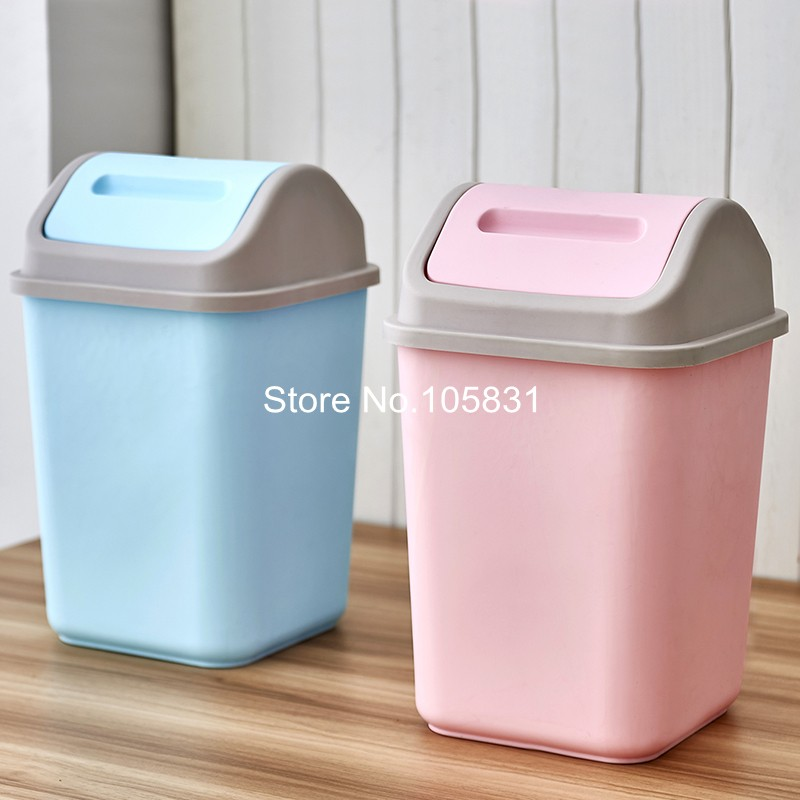 Afvalbak Keuken Plastic : Large Kitchen Trash Cans