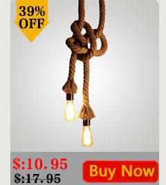 Modern Oak Wood Pendant Lights Vintage Cord Pendant Lamp Hanging Light Fixture Black Wire Edison E27 Bulb Suspension luminaire