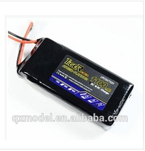 TIGER Power battery11.1V 1100mAh 3S  25C for Drones, Racing Cars, Helicopters