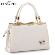 Buy YINGPEI Women Bags Casual Tote Women PU Leather Handbags Fashion Women Messenger Bags Crossbody Bags Famous Brands Designer for $14.37 in AliExpress store