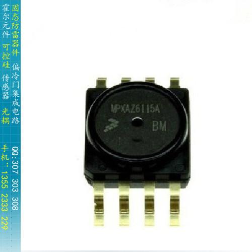[BELLA]MPXAZ6115A6U FREESCALE resistive pressure sensor absolute pressure 0-115kpa Specials--5pcs/lot
